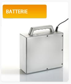 Batterie per candelabri votivi Luminova